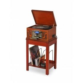 Виниловый проигрыватель Ricatech RMC 250 со столиком