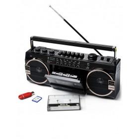 "Ретро магнитофон Ricatech ""Back to 80s"""