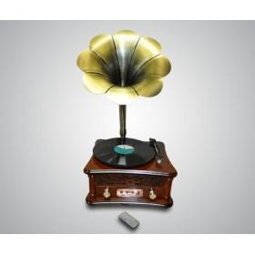 """Граммофон в стиле ретро """"Montreux 1935"""""""
